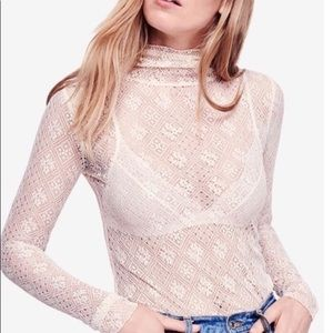 Free People Turtleneck (NWT)